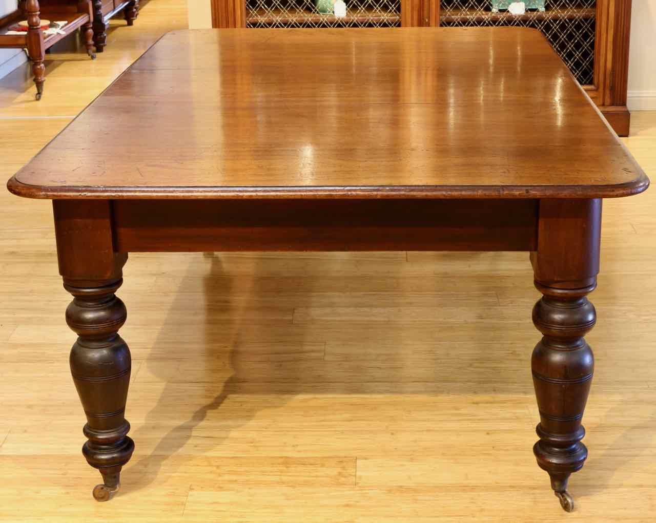 Antique Australian Cedar Dining Table The Merchant Of Welby