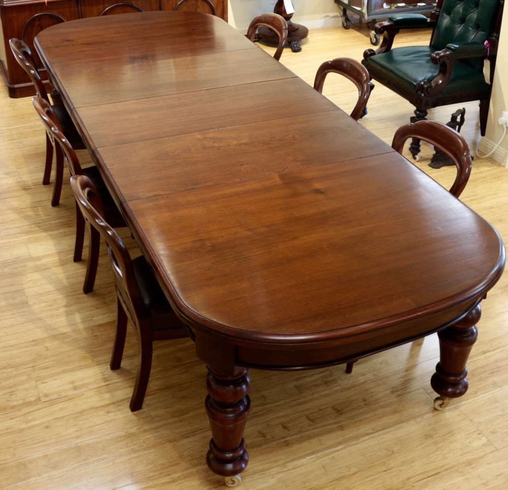 19th century australian cedar extension dining table the merchant of