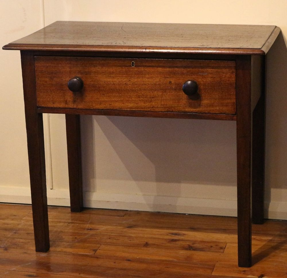 mid 19th century australian cedar kitchen table | the