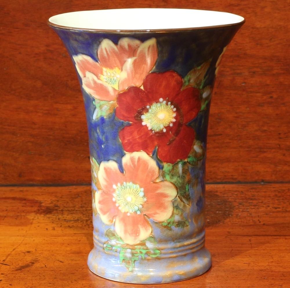 Royal doulton wild roses vase the merchant of welby royal doulton wild roses vase reviewsmspy