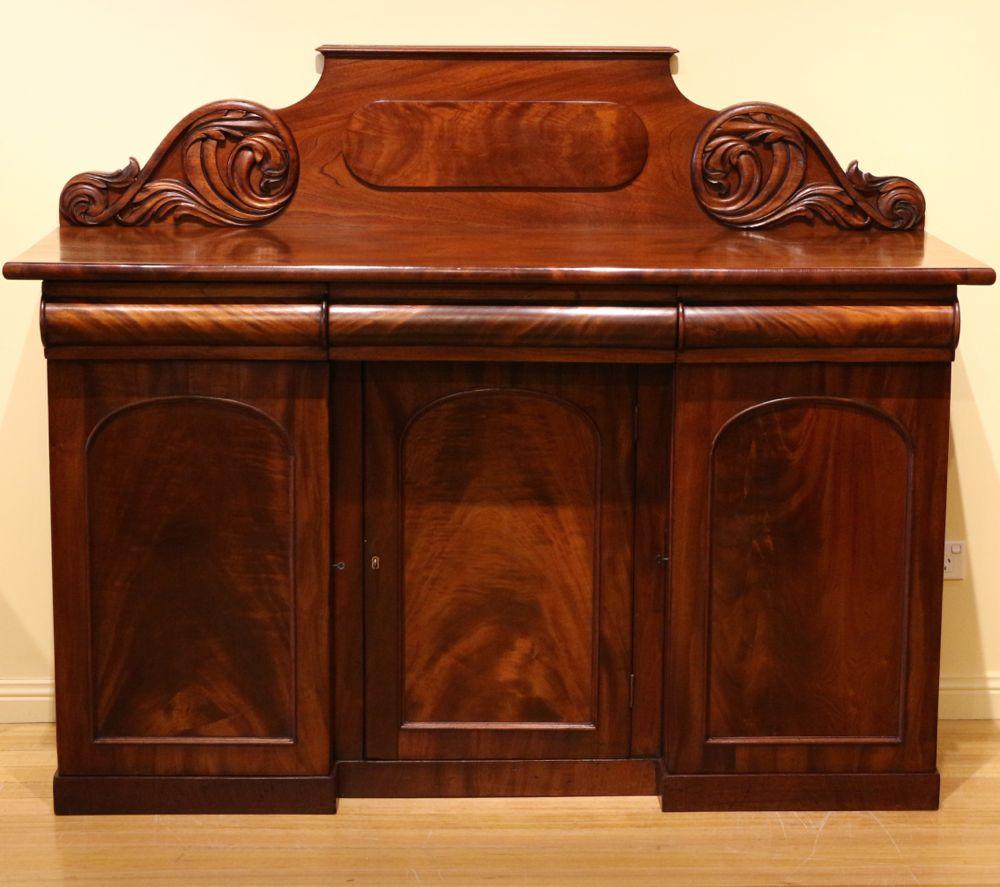 Small 19th Century Colonial Australian Cedar Sideboard
