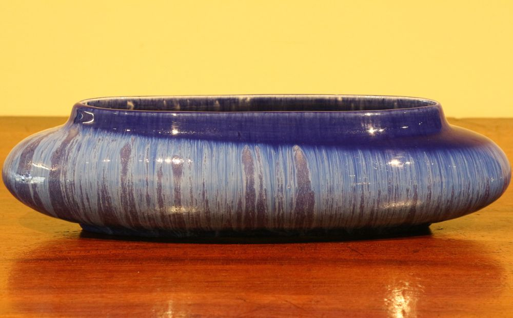 Australian Melrose Ware Pottery Trough Vase The Merchant Of Welby