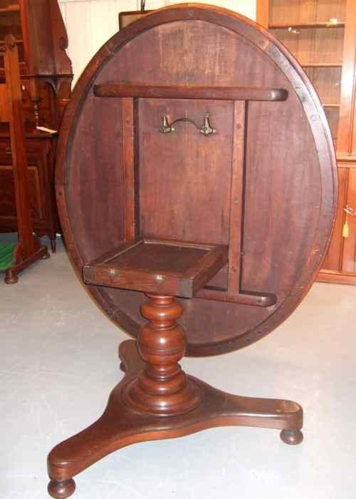 Cedar Tilt Top Loo Table The Merchant Of Welby