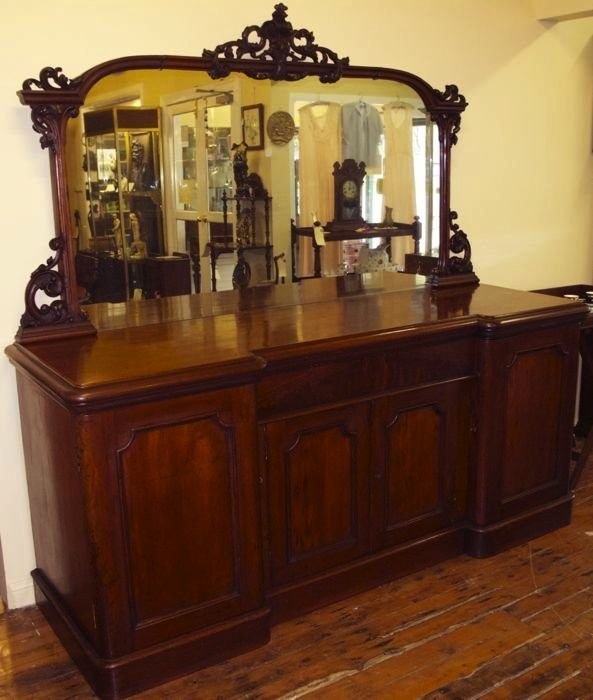 Antique Australian Cedar Sideboard The Merchant of Welby