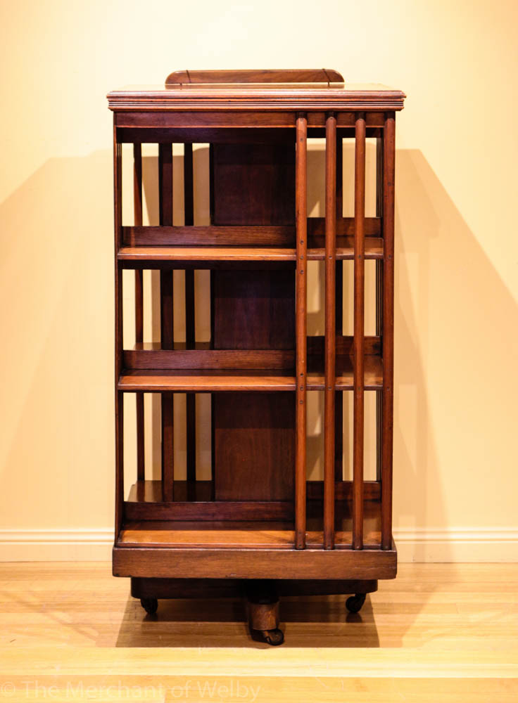 Complete Full Bookcase Daybed With Storage Benchmark Full: Late 19th / Early 20th Century Blackwood Bookcase